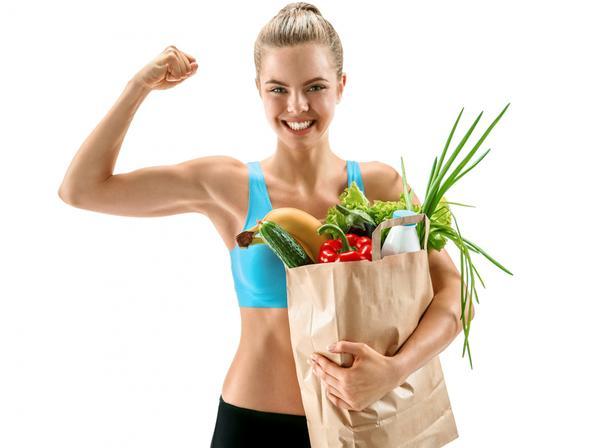 Dieta vegana para subir de peso de forma saludable