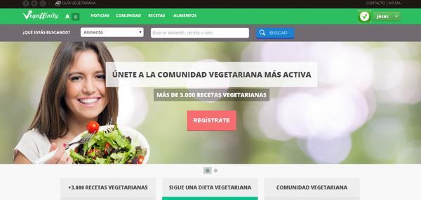 Nueva web Vegaffinity!