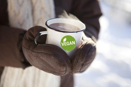 10 bebidas veganas ideales para el invierno