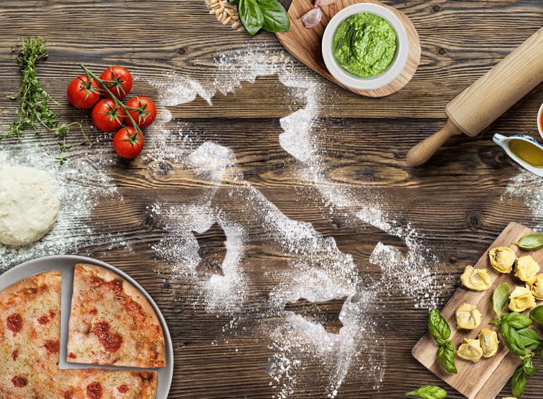 Italia Vegana: Platos y productos que te sorprenderán