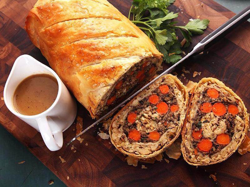 4 Menús Veganos perfectos para Nochevieja