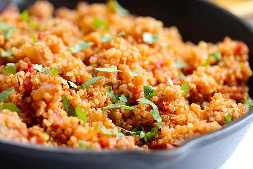 Las 5 mejores recetas con quinoa