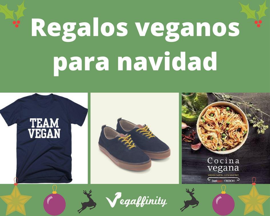 Cosas que regalar a un vegano estas navidades