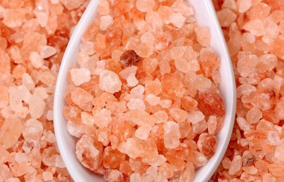 La sal rosa del Himalaya y sus beneficios para la salud