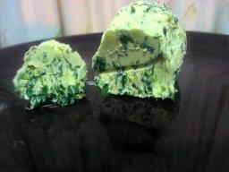Margarina con hierbas