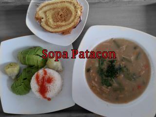 Sopa Patacon