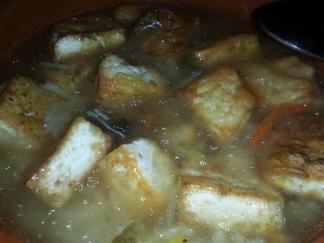 Sopa tofuver