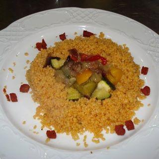 Quinoa Vegetariano