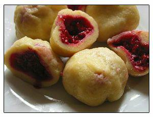 Albondigas de Frutas