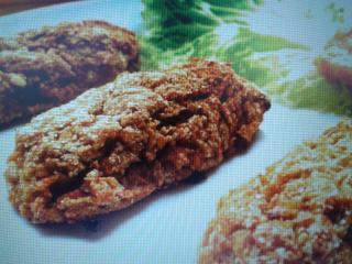 croquetas de verduras sin gluten