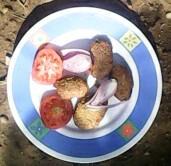 Croquetas veganas