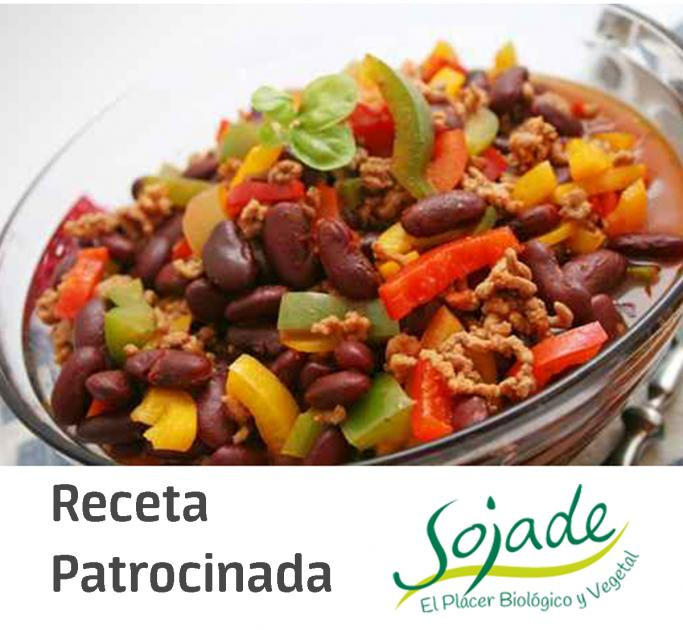 Chile con Picado Vegetal Sojade