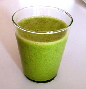 Desayuno verde