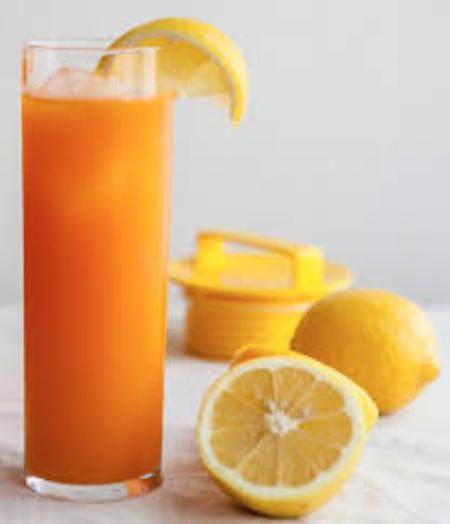 Limonada de zanahoria