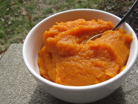 Dulce de batata para rellenos