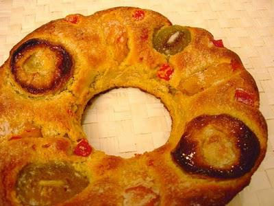 Navidad: Roscón de Reyes