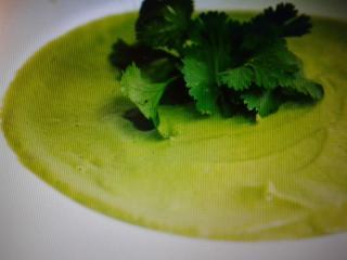 sopa cruda extra clorofila