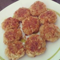 Nuggets veganos y sanos