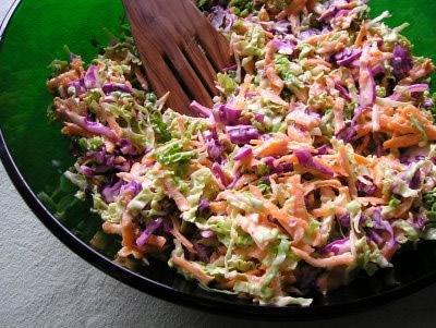 Coleslaw vegana