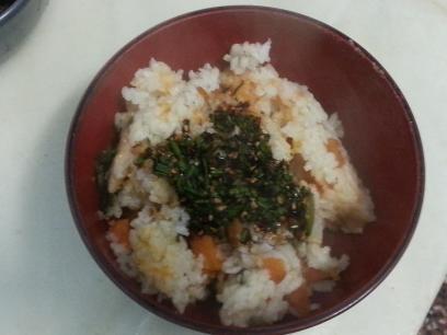 Gogumabap - arroz con boniato