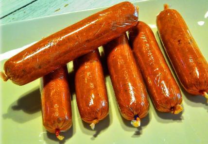 Chorizo Vegano En La Thermomix Recetas Para Thermomix Vegetarianas Y Veganas