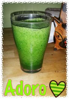 Batido verde energy
