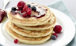 Pancakes de Sojade Cuisine