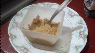 Manteca (mantequilla) de mani (cacahuete)