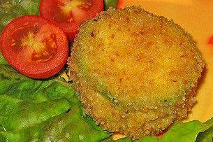 Calabacín rebozado (ovovegetariano)