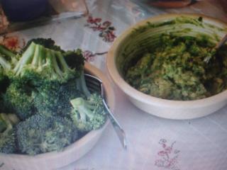 brocomole raw