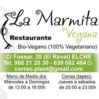 La Marmita Vegana