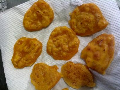 Chipacitos de Calabaza