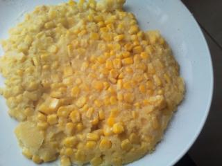 """""""tortilla"""" de maíz"""