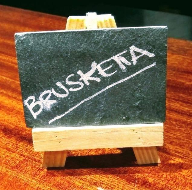 Restaurante Brusketta La Sarda