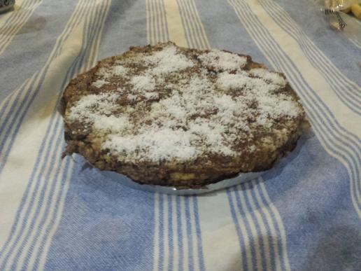 Tarta de la abuela (vegana)