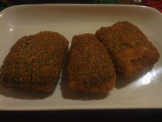 Libritos de tofu crujientes