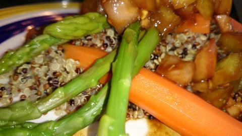 quinoa al comino