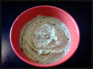 Salsa de aguacate para arepas y bocadillos