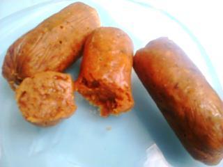 Chorizo Vegano Recetas De Asados Y Segundos Platos
