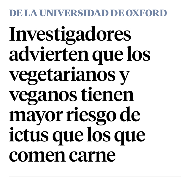 Veganos versua carnivoros