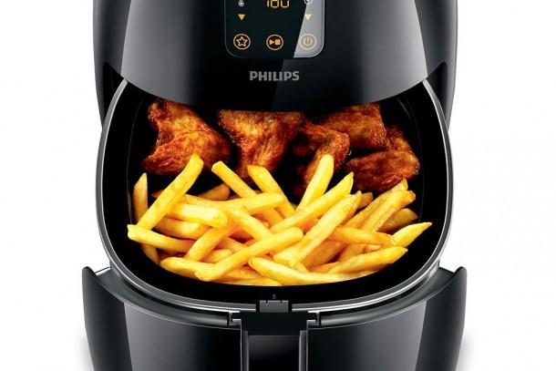 patatas fritas sin aceite