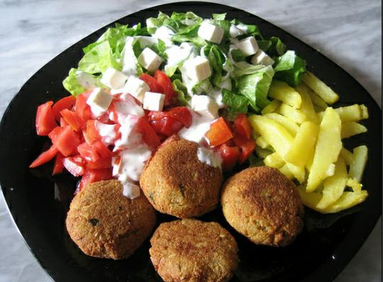 ¿Os gusta la comida vegetariana?