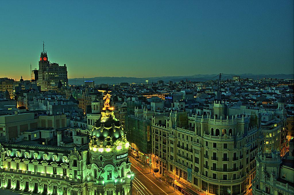 350 restaurantes veganos, vegetarianos y vegfriendly en Madrid