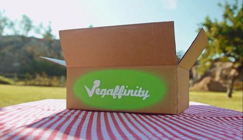 Cajita de iniciación para vegetarianos ya a la venta!
